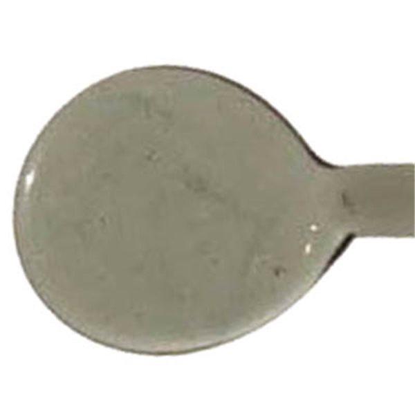 Effetre Murano Rod - Acciaio Scuro - 5-6mm