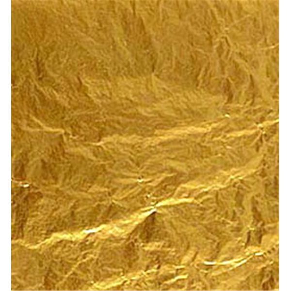 Gold Foil 24K - Extra Thick - 50x35mm