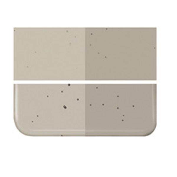 Bullseye Khaki - Transparent - 3mm - Fusing Glas Tafeln