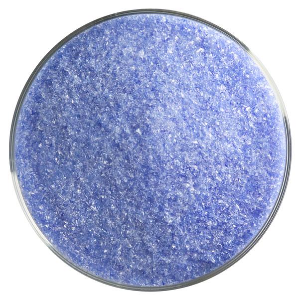 Bullseye Frit - Violet Striker - Fine - 450g - Transparent