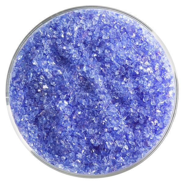 Bullseye Frit - Violet Striker - Medium - 450g - Transparent