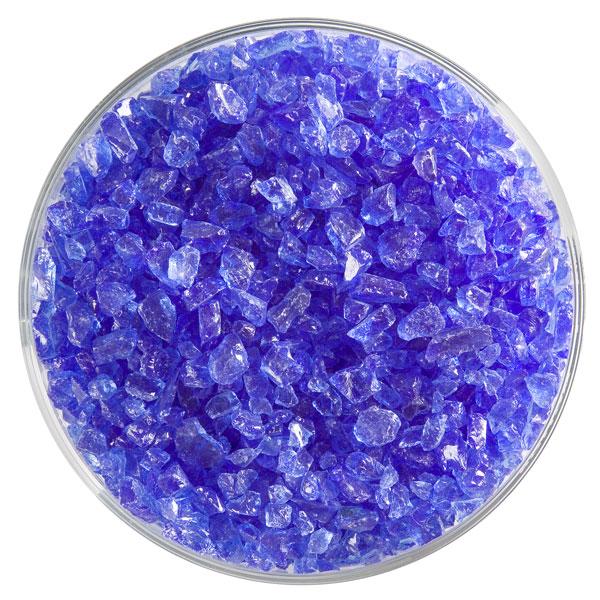 Bullseye Frit - Violet Striker - Coarse - 450g - Transparent