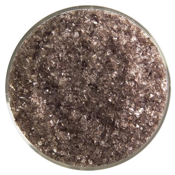 Bullseye Frit - Oregon Gray - Medium - 450g - Transparent