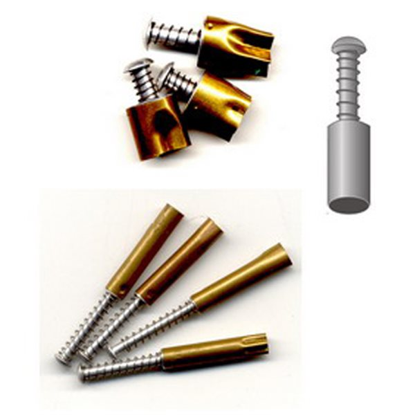 Pattern Cutters - Diam: 4.5mm - 4 Patterns