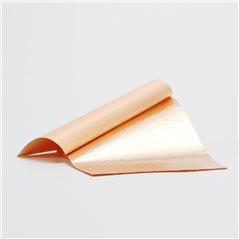 Copper Foil Sheet - 14x14cm - 25 Sheets
