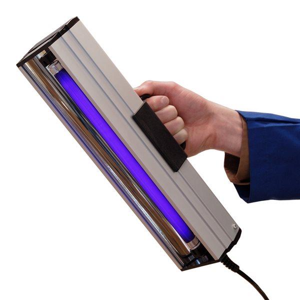 UV-Handlampe 8W - 230V