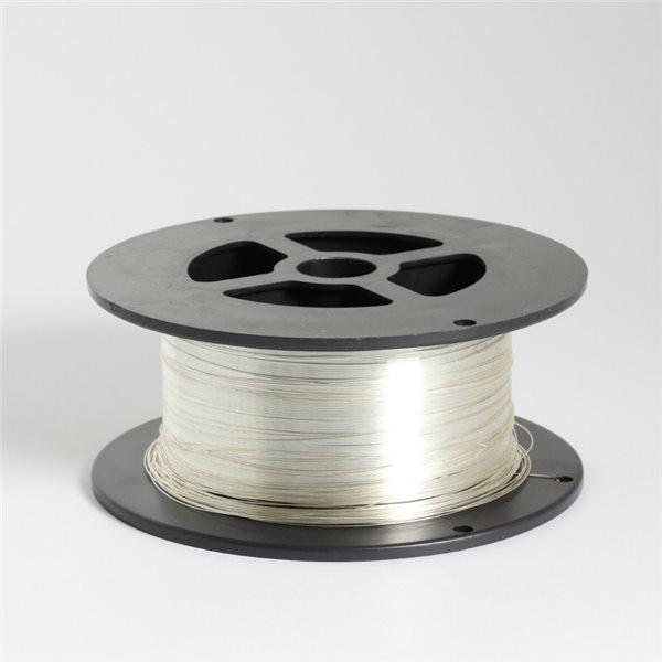 Argent Fin - Fil - 0.25mm - 65m - 31g