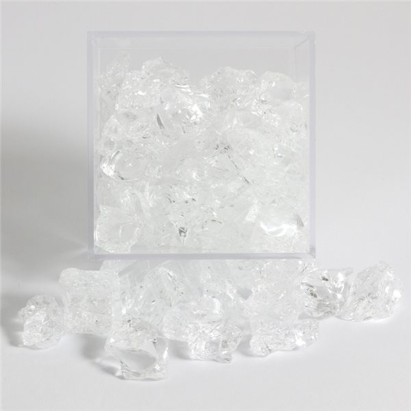 Reduction Frit - Silver Crystal - 100g