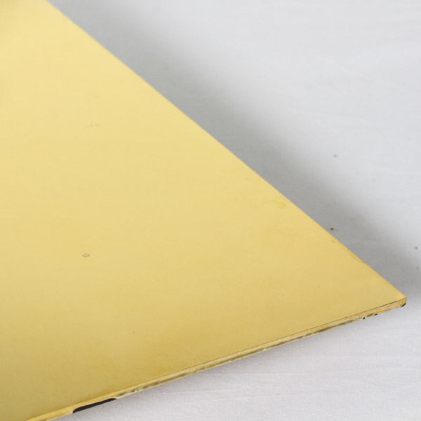 Gold Coated - Clear - COE90 - 20x30cm