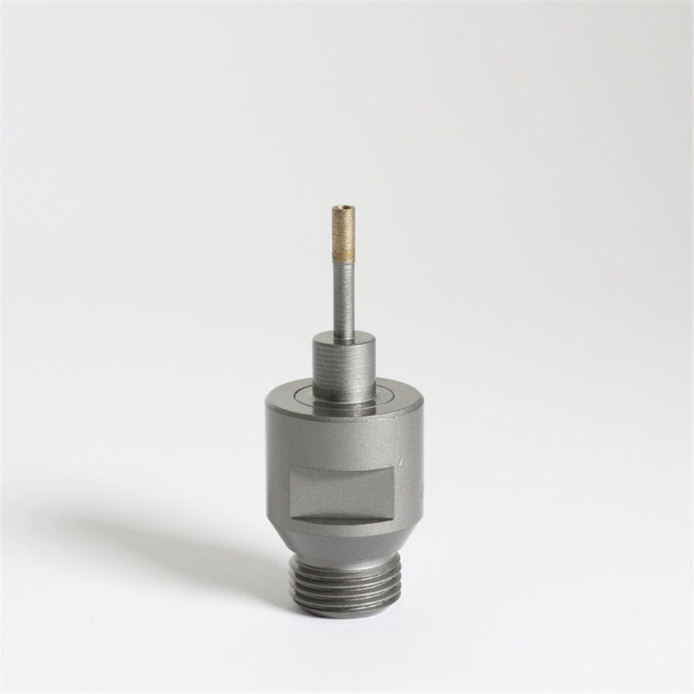 Diamant Hohlbohrer - Gesintert - 4mm - Professionell