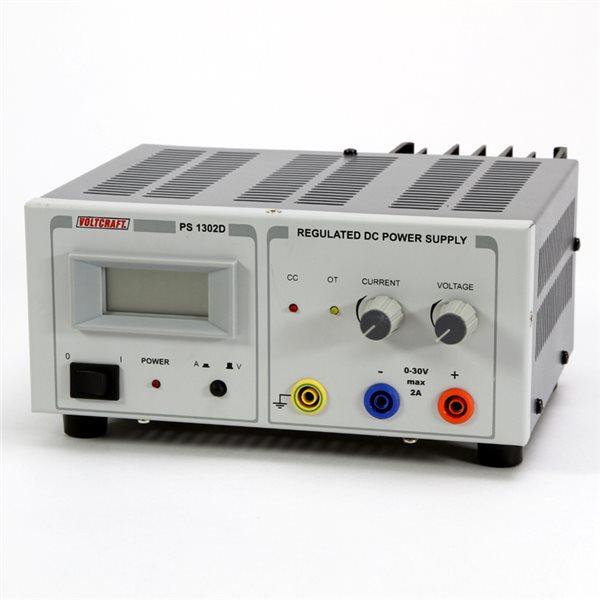Digital Power Source PS-1302 D - 2Amp