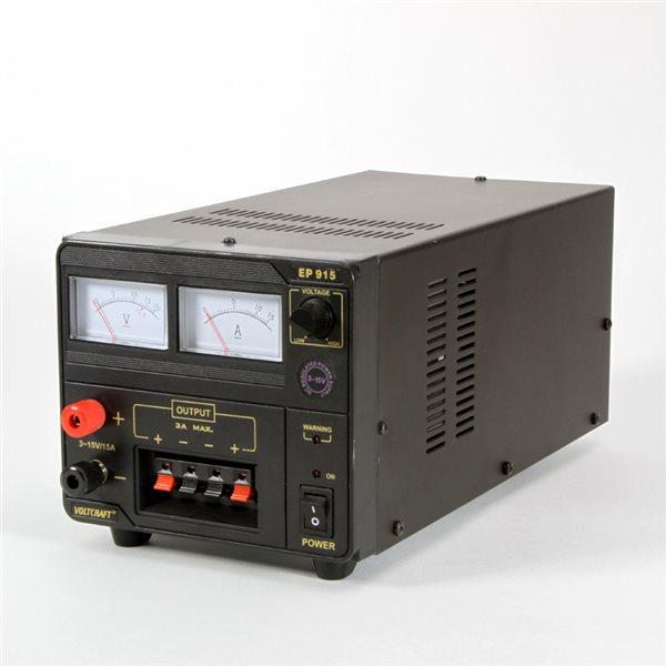 Power Source EP-915 - 15Amp