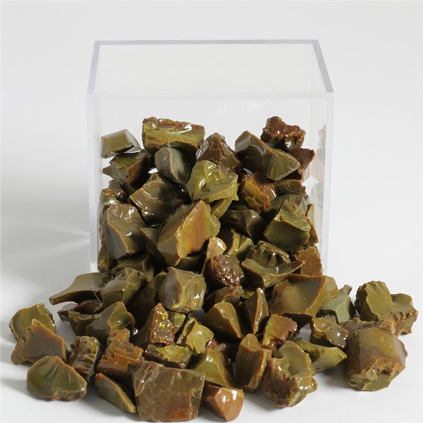 Reduction Frit - Silver Brown - 100g