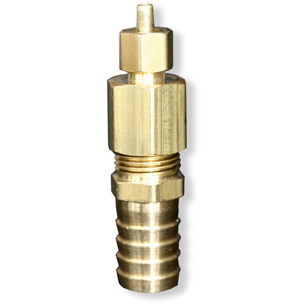 Reduction for Garden Hose on to Glastar - 15mm (1/4inch)