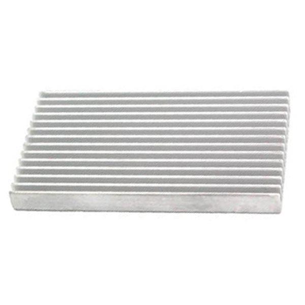 Aluminium Shaping Marver - 5x10cm