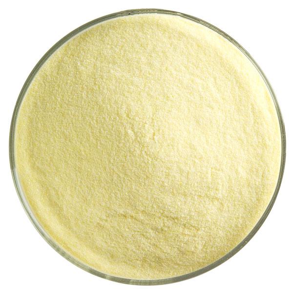 Bullseye Frit - Marigold Yellow - Powder - 450g - Transparent