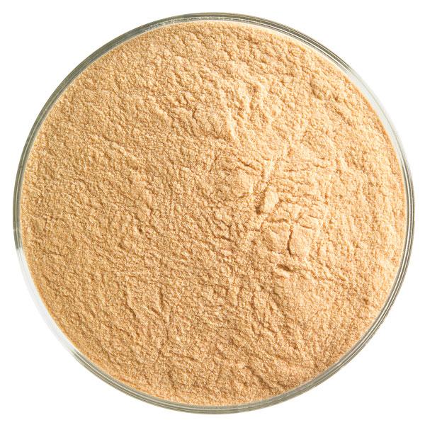 Bullseye Frit - Carnelian - Powder - 450g - Transparent
