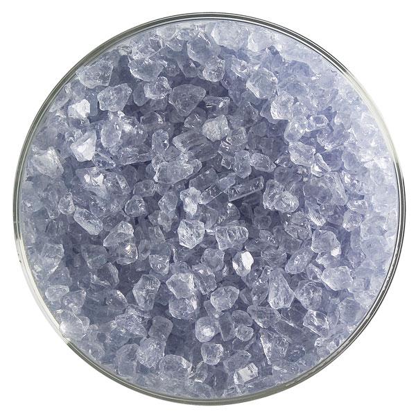 Bullseye Frit - Indigo Tint - Coarse - 450g - Transparent