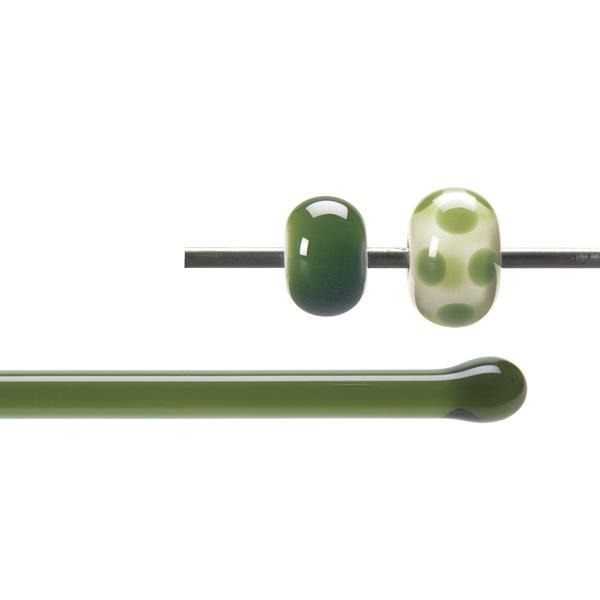 Bullseye Rods - Olive Green - 4-6mm - Transparent