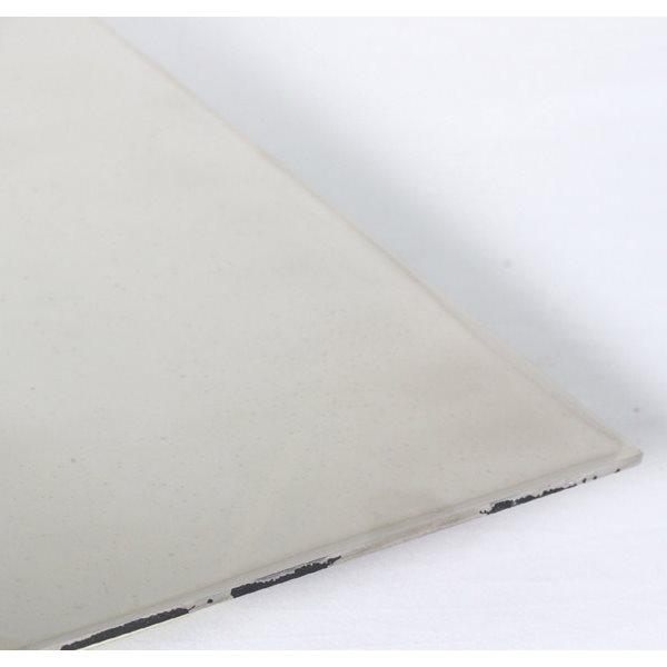 Palladium Coated - Clear - COE82 - 20x30cm
