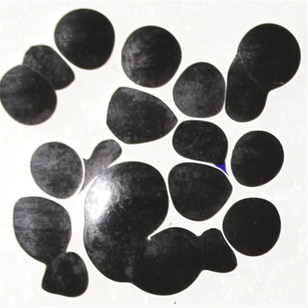 Frit - Bright Black - Coarse - 1kg - for Float Glass