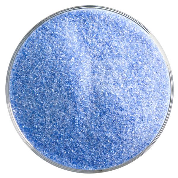 Bullseye Frit - True Blue - Fine - 450g - Transparent