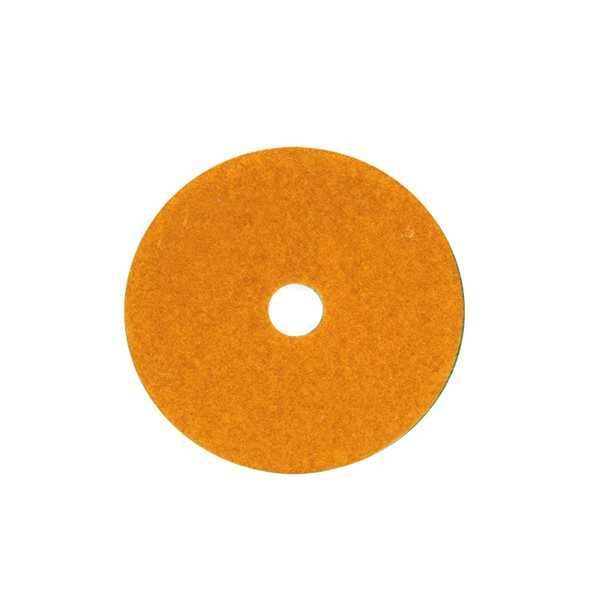Diamond Pad - 50mm - 8000grit - Orange