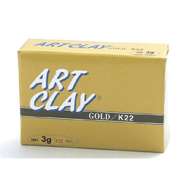 Art Clay Gold  - Clay K22 - 3g