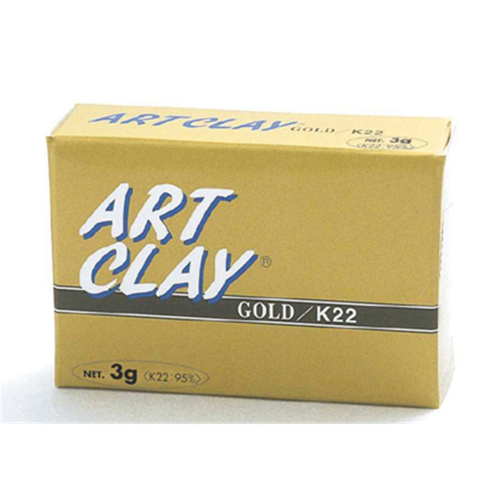 Art Clay Gold  - Clay K22 - 3g