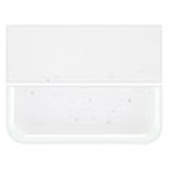 Bullseye Reactive Ice Clear - Transparent - 3mm - Fusing Glas Tafeln
