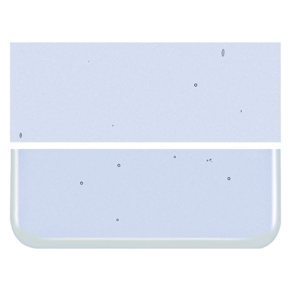 Bullseye Lavender Green Shift Tint - Transparent - 3mm - Fusible Glass Sheets