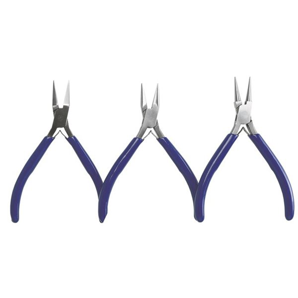 Jewellery Plier Set - 3pcs