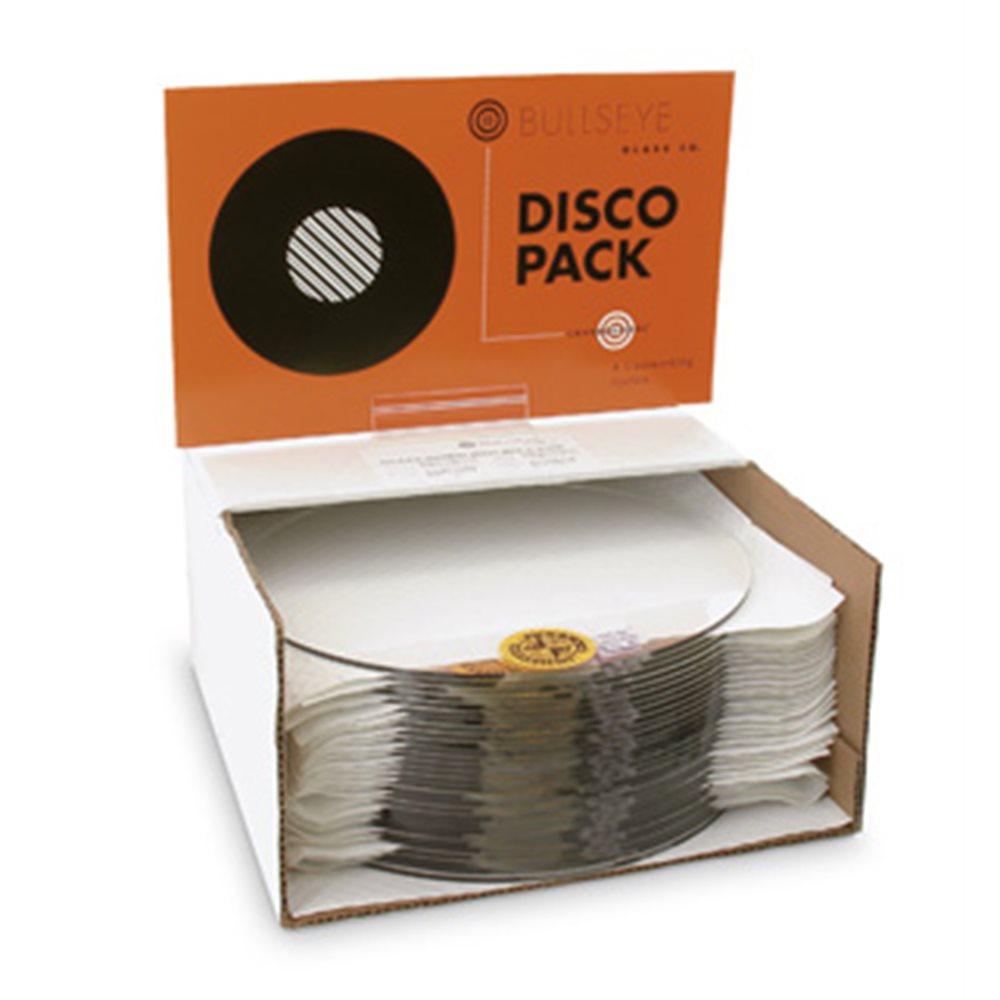 Bullseye Disco Pack - 12 inch (305 mm) - 20 Discs