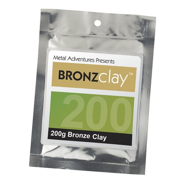 BRONZClay - Clay - 200g