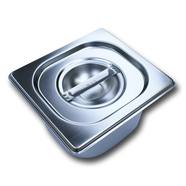 Stainless Steel Container - 162x176x100mm