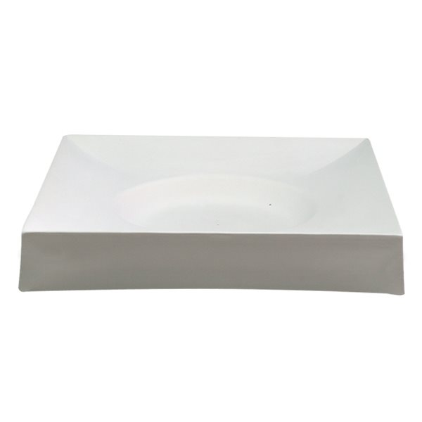 Casablanca - Serving Bowl - 46x46x7.7cm - Base: 26.5cm - Fusing Mould