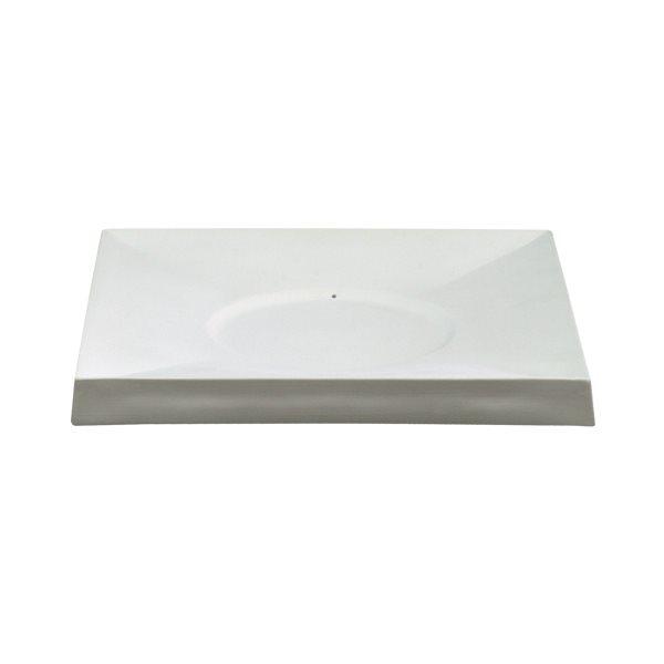 Casablanca - Salad Plate - 30.3x30.3x3cm - Base: 14.8cm - Moule pour Fusing