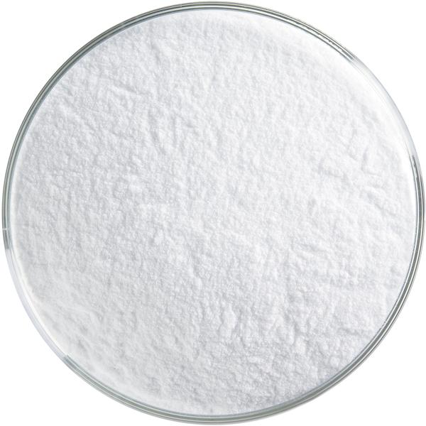 Bullseye Frit - Reactive Ice Clear - Powder - 450g - Transparent