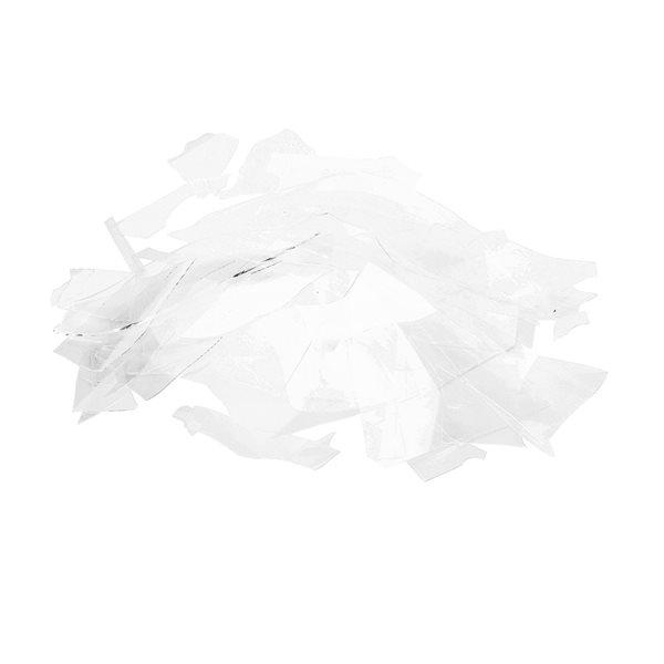 Bullseye Confetti - Crystal Clear - 450g - Transparent