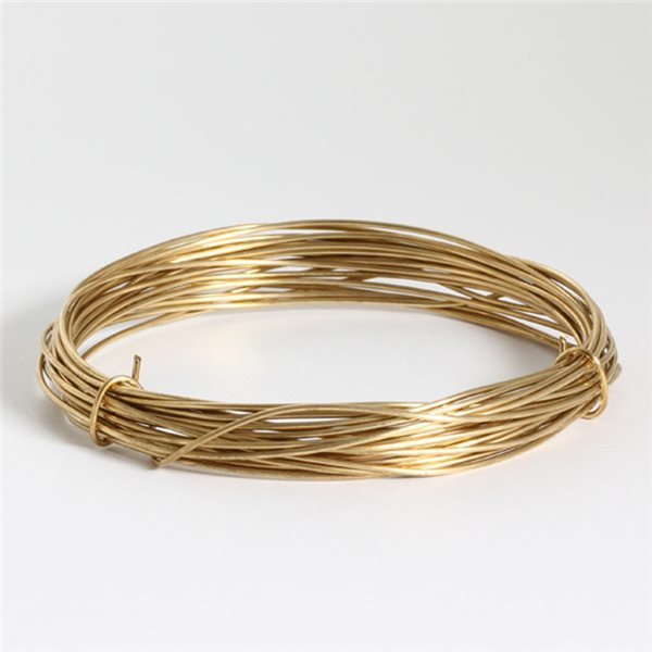 Bronze Wire - 1.0mm - 5m - 36g