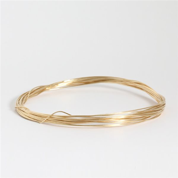 Bronze Wire - 0.65mm - 5m - 16gr