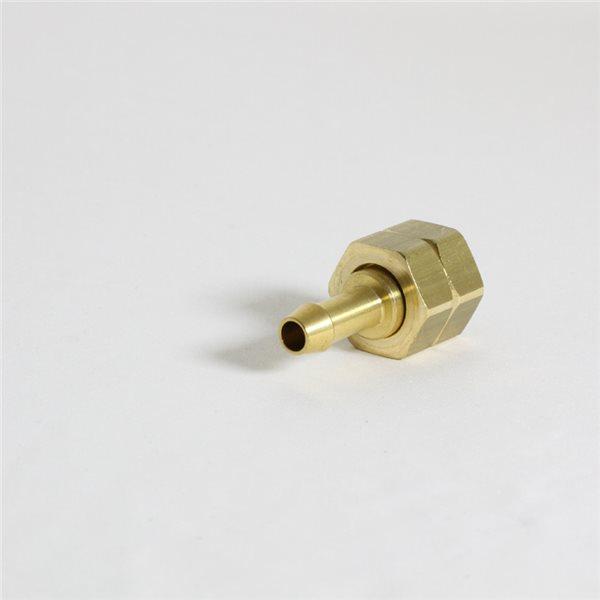 Propan Raccord - 3/8 Zoll für 6mm Schlauch