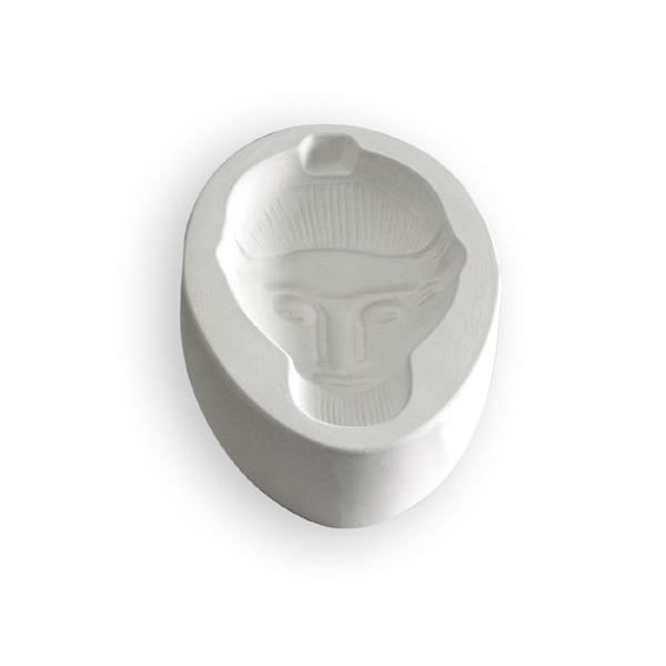 Mask Kalah - 37x23.2x6.6cm - Opening: 31x16.7cm - Fusing Mould