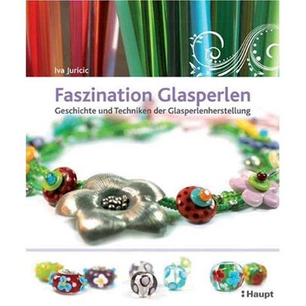 Book - Faszination Glasperlen - Juricic