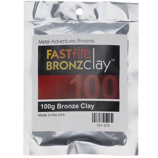 BRONZClay - FastFire Clay - 100g