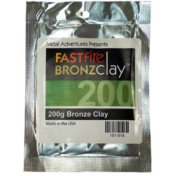 BRONZClay - FastFire Clay - 200g