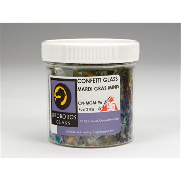 Uroboros Confetti 96 - Mardi Gras - 47g