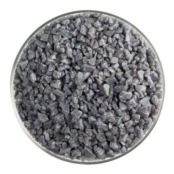 Bullseye Frit - Slate Gray - Coarse - 450g - Opalescent