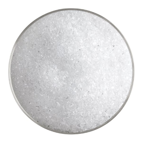 Bullseye Frit - Opaline Striker - Medium - 450g - Opalescent