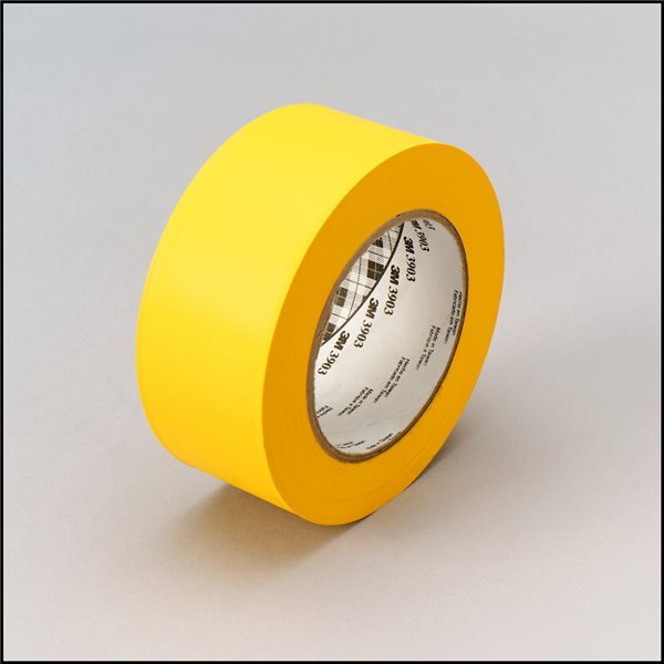 Vinyl Duct Tape - 5cm - Lenght 45m - Yellow